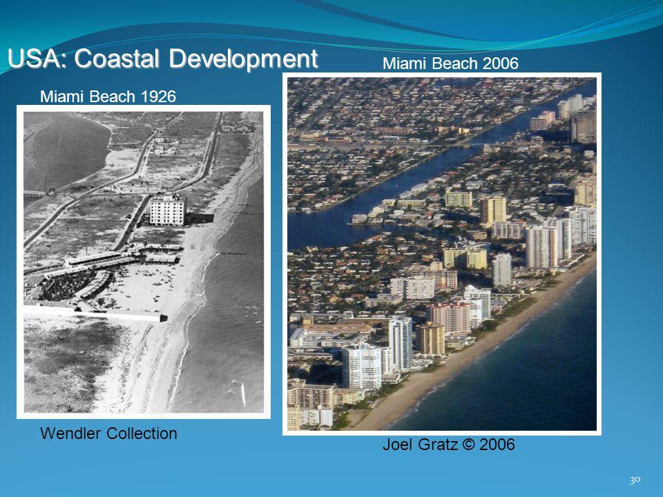 USA: Coastal Development