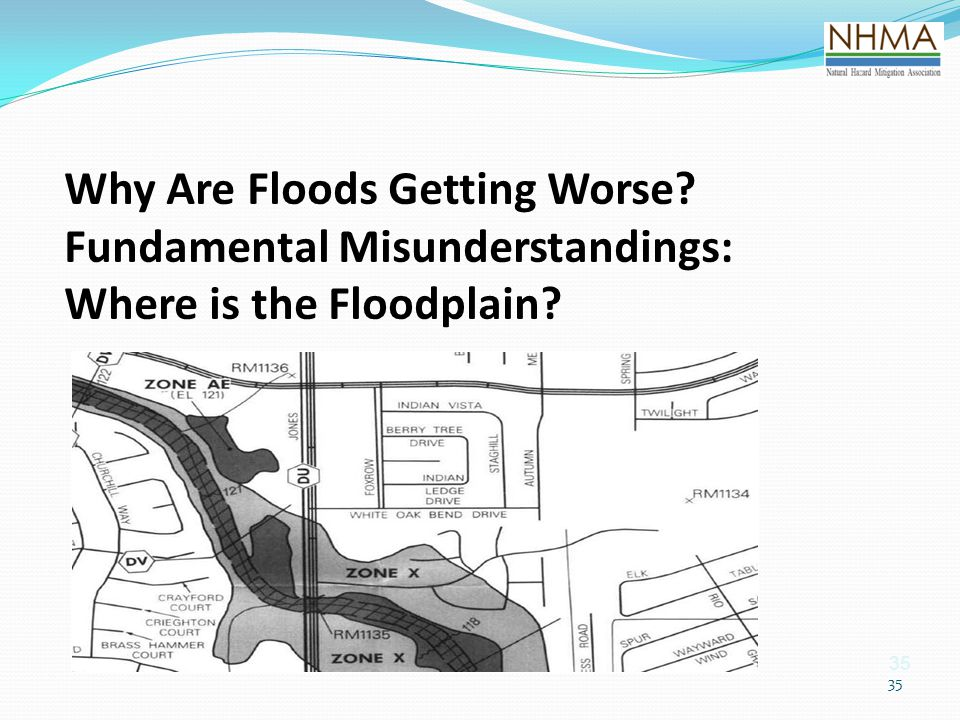 Why Are Floods Getting Worse