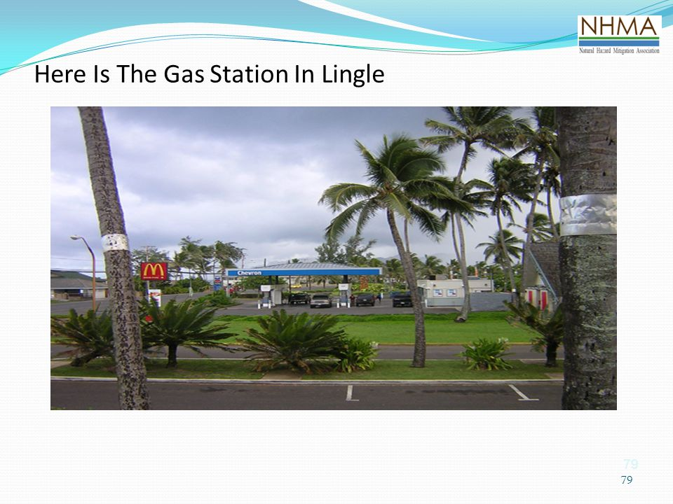 Here Is The Gas Station In Lingle