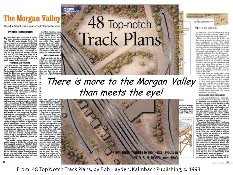 There is more to the Morgan Valley than meets the eye!