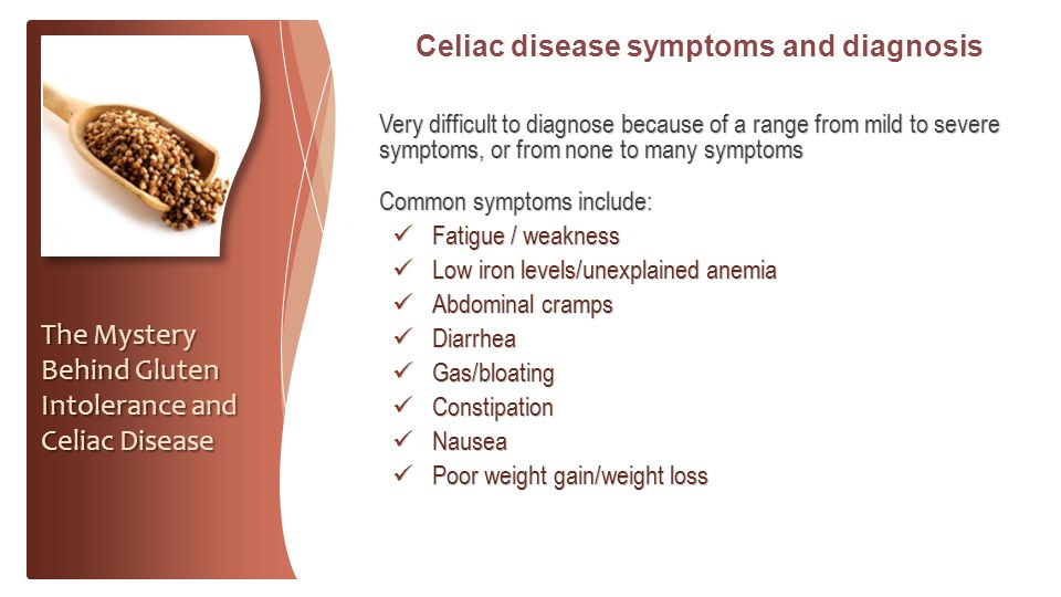 celiac disease essay