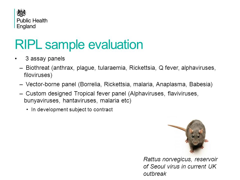 RIPL sample evaluation