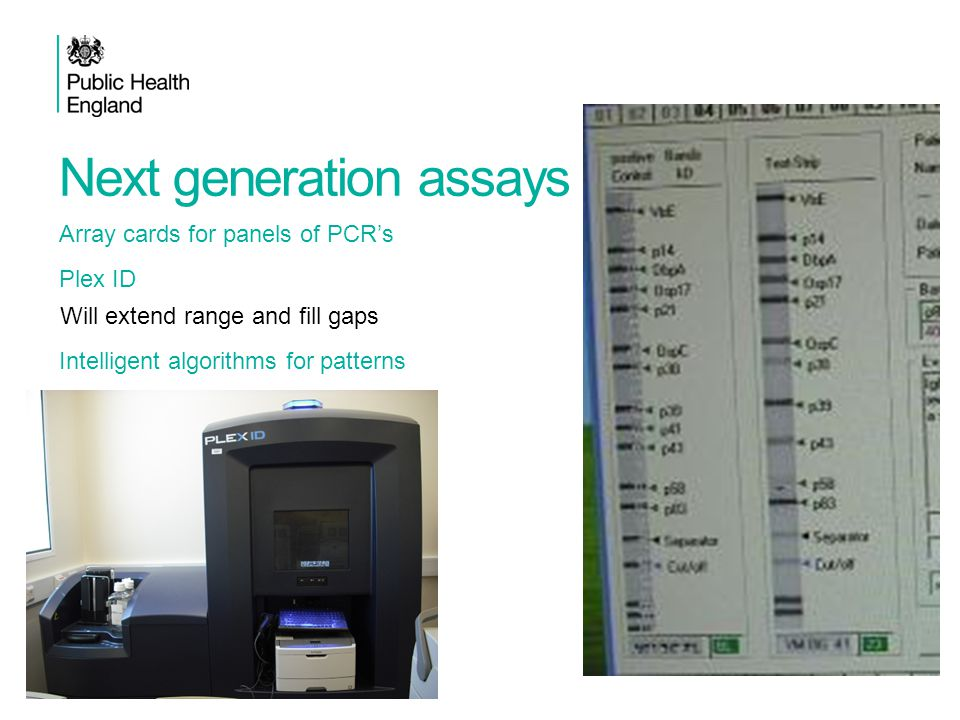 Next generation assays