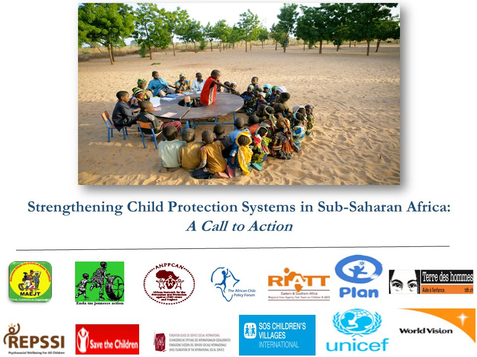 Strengthening Child Protection Systems in Sub-Saharan Africa: