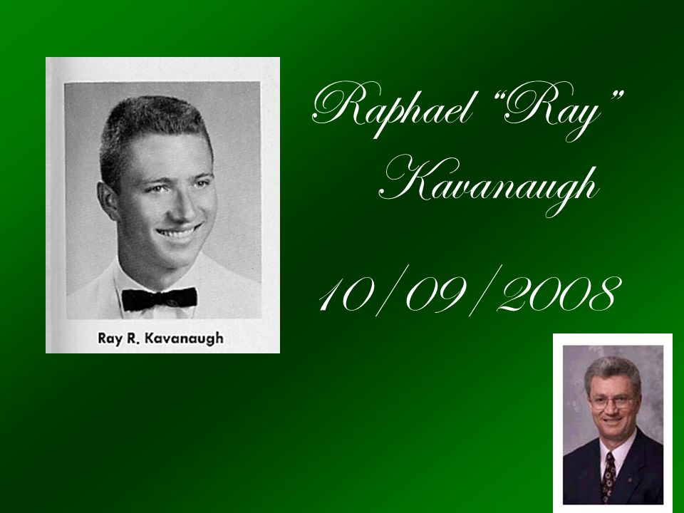 Raphael Ray Kavanaugh