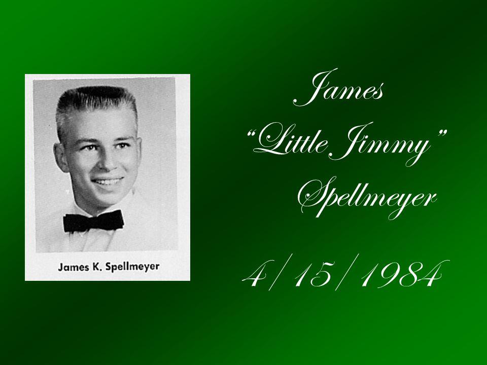 James Little Jimmy Spellmeyer