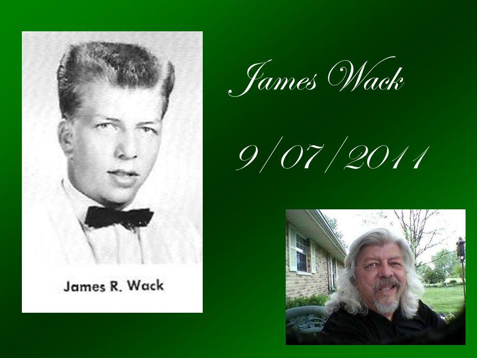 James Wack 9/07/2011