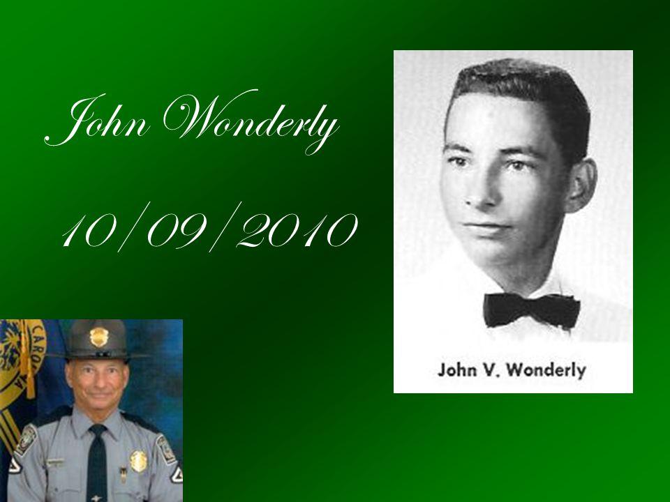 John Wonderly 10/09/2010