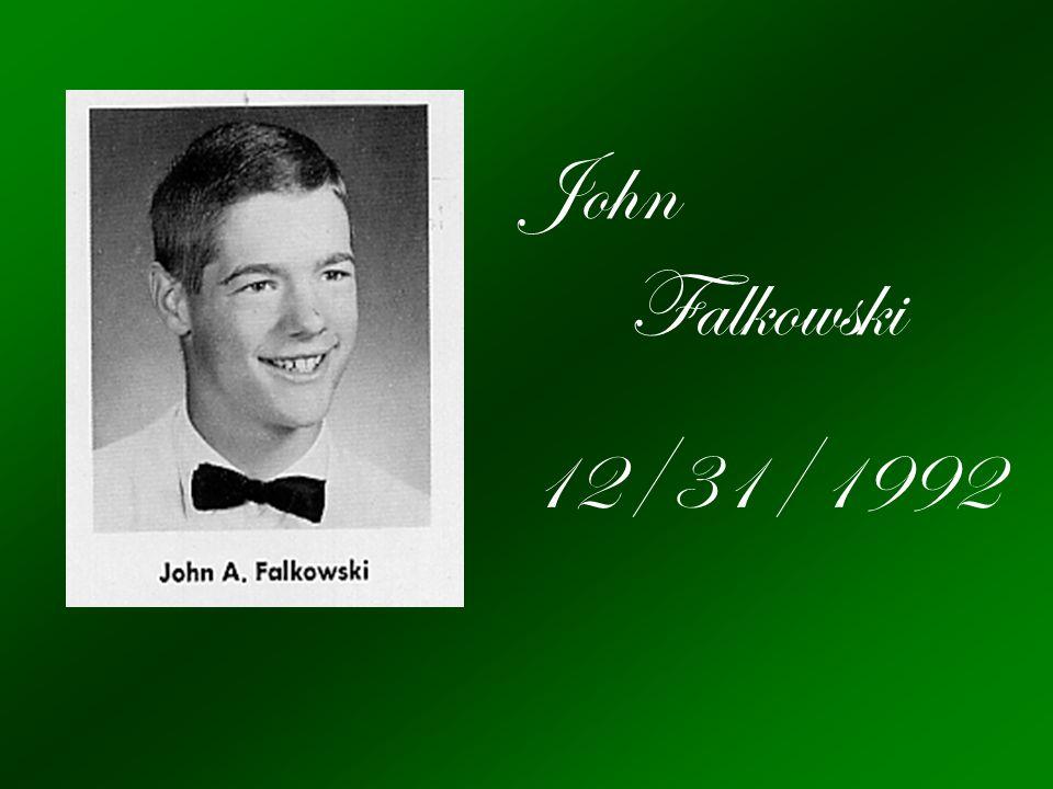 John Falkowski 12/31/1992