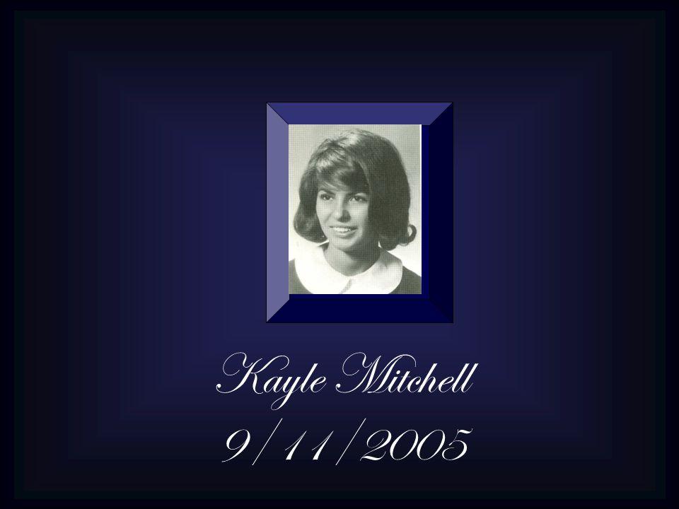 Kayle Mitchell 9/11/2005