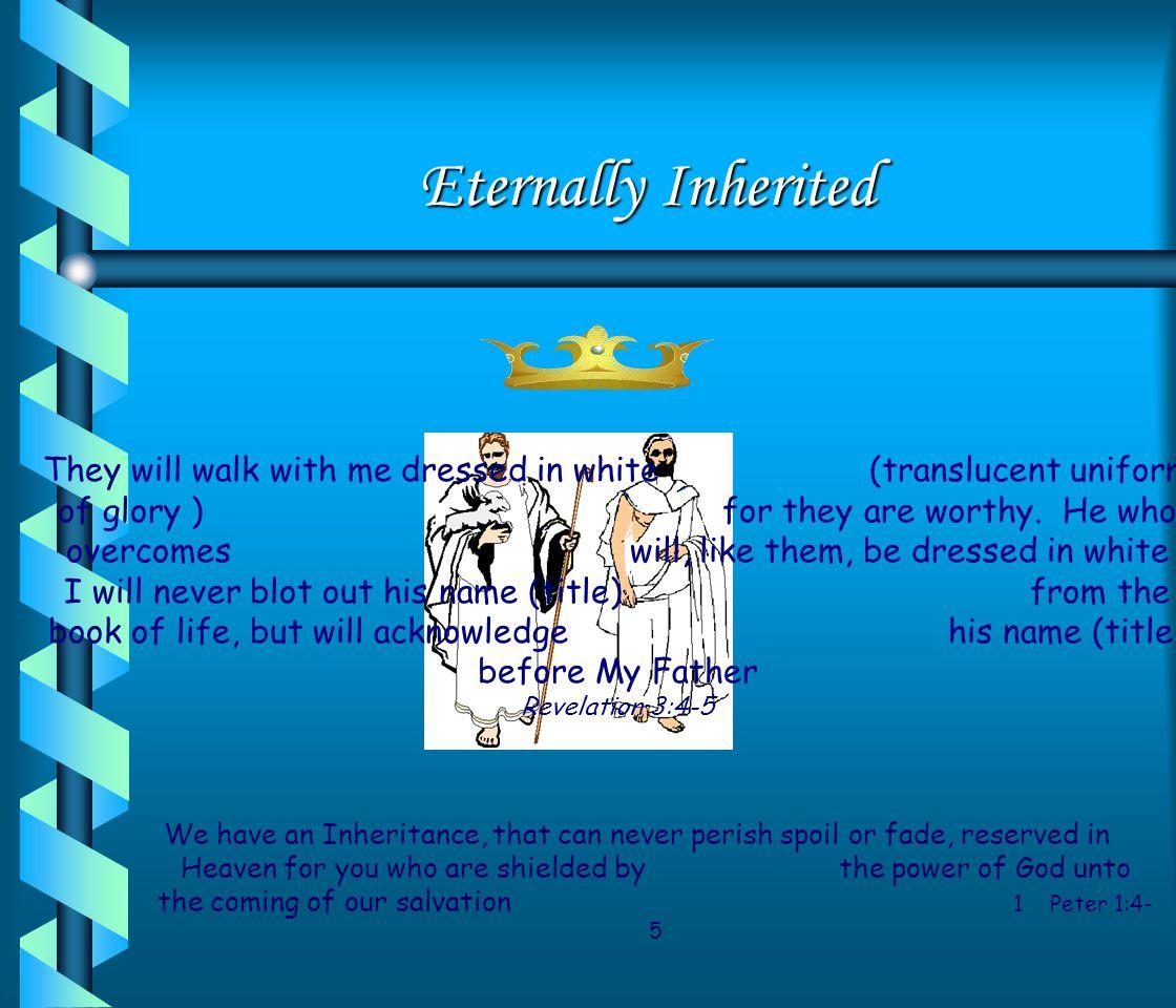 Eternally Inherited