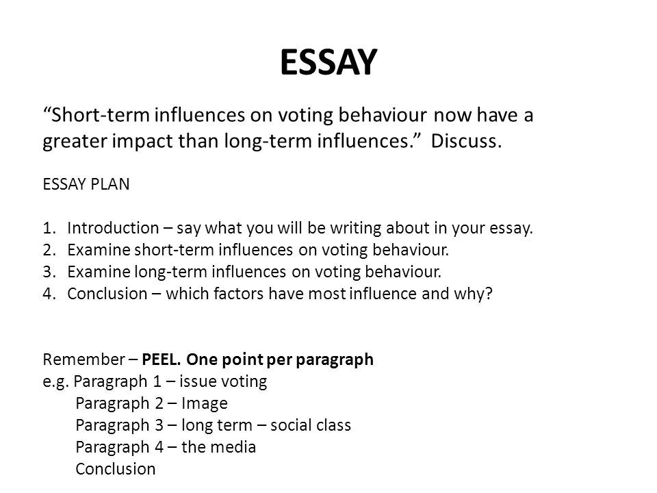 essay about influence of media You will be amazed on the number of media influence essay that are available on the internet all that you have to do to view a variety of them is type the keyword on any search engine and you will have hundreds of influences college essay for you to read.
