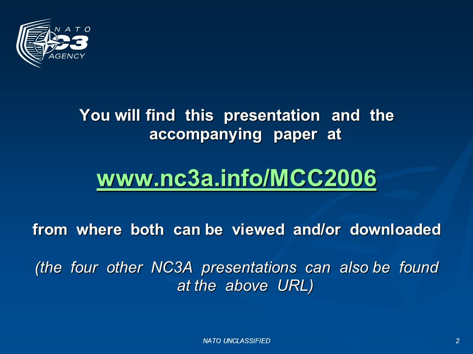 You will find this presentation and the accompanying paper at