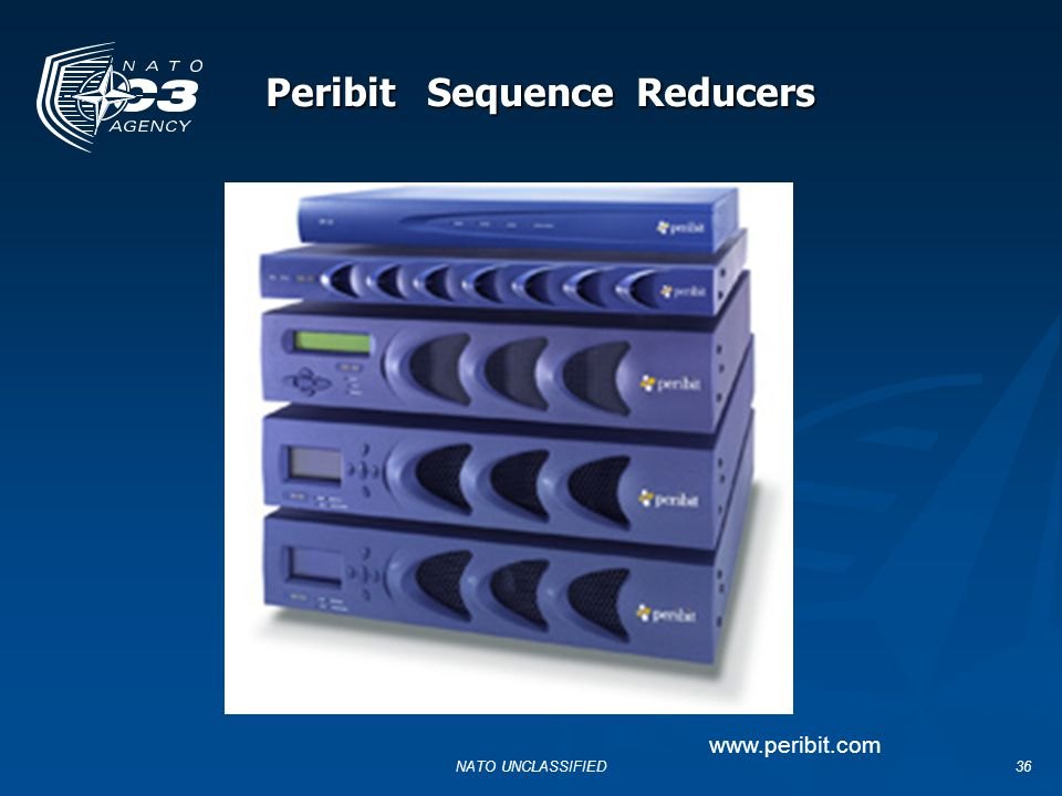 Peribit Sequence Reducers