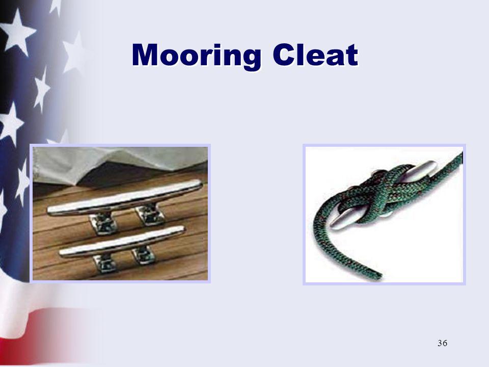 Mooring Cleat