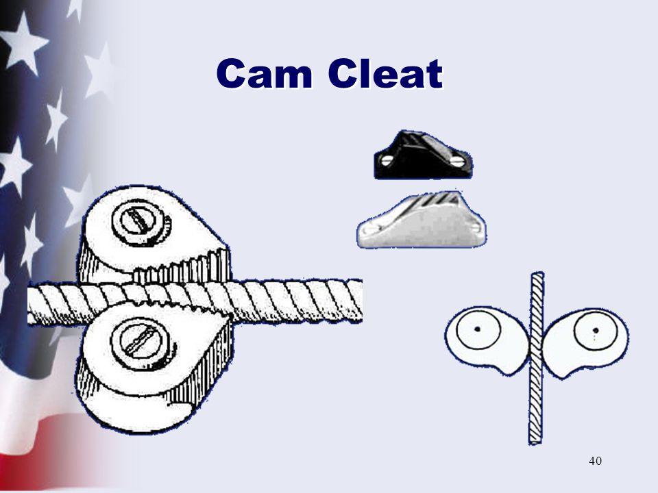 Cam Cleat