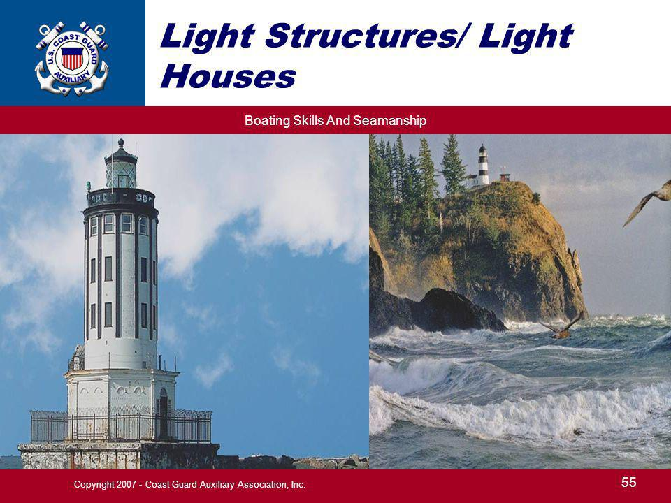 Light Structures/ Light Houses