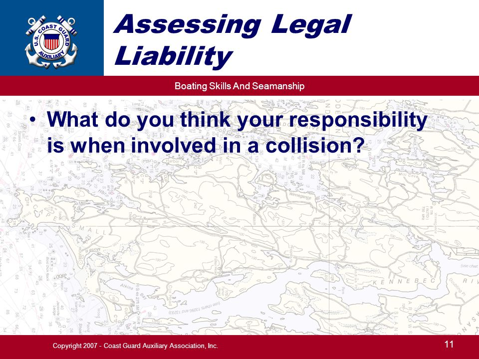 Assessing Legal Liability