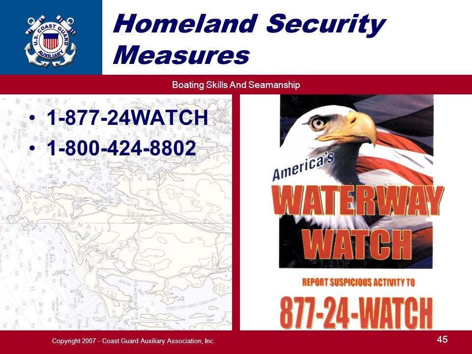 Homeland Security Measures