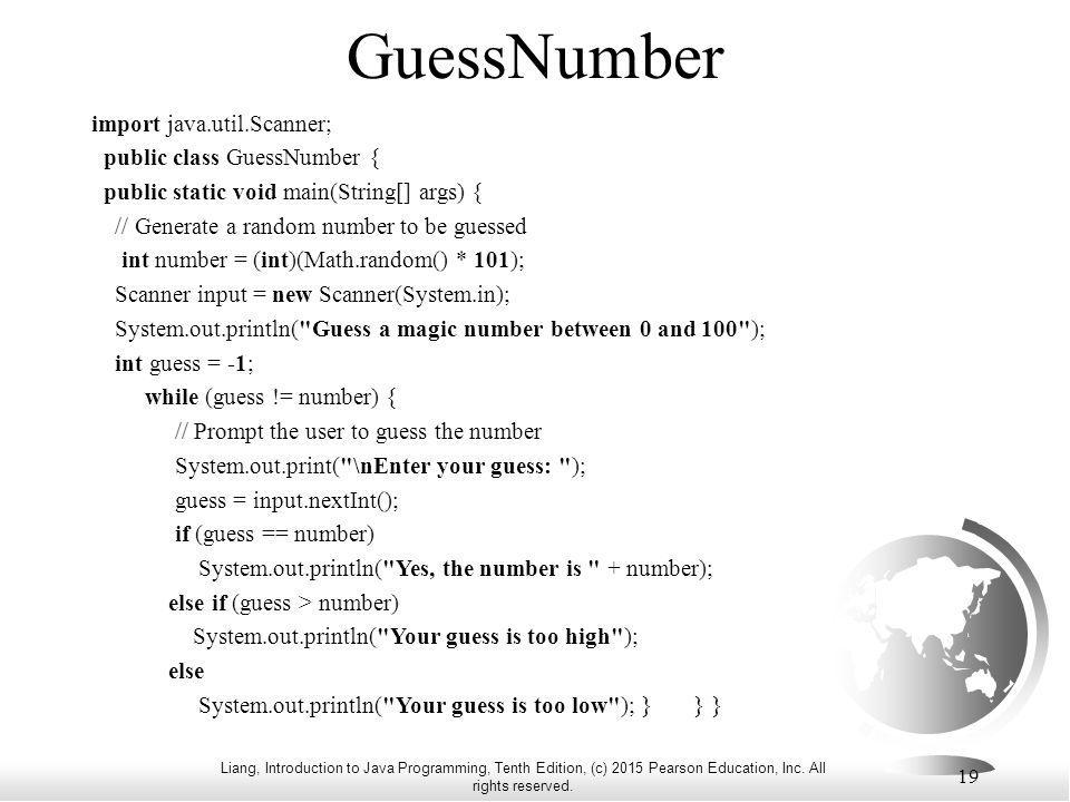GuessNumber