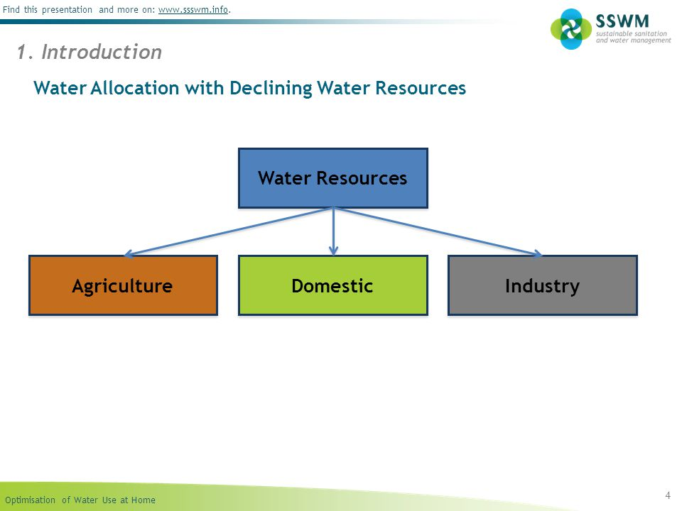 Water Allocation with Declining Water Resources