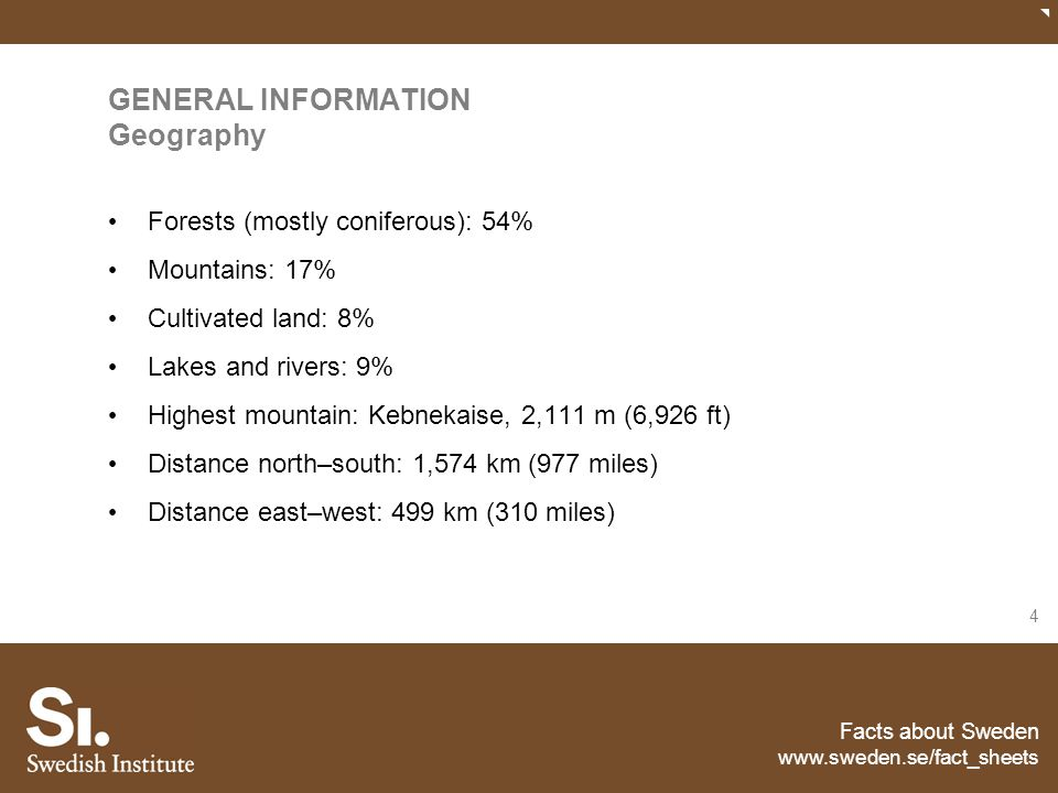 GENERAL INFORMATION Geography