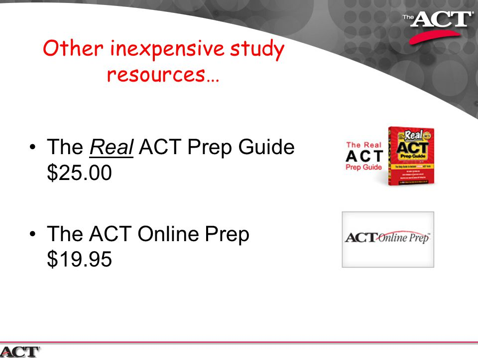 Other inexpensive study resources…