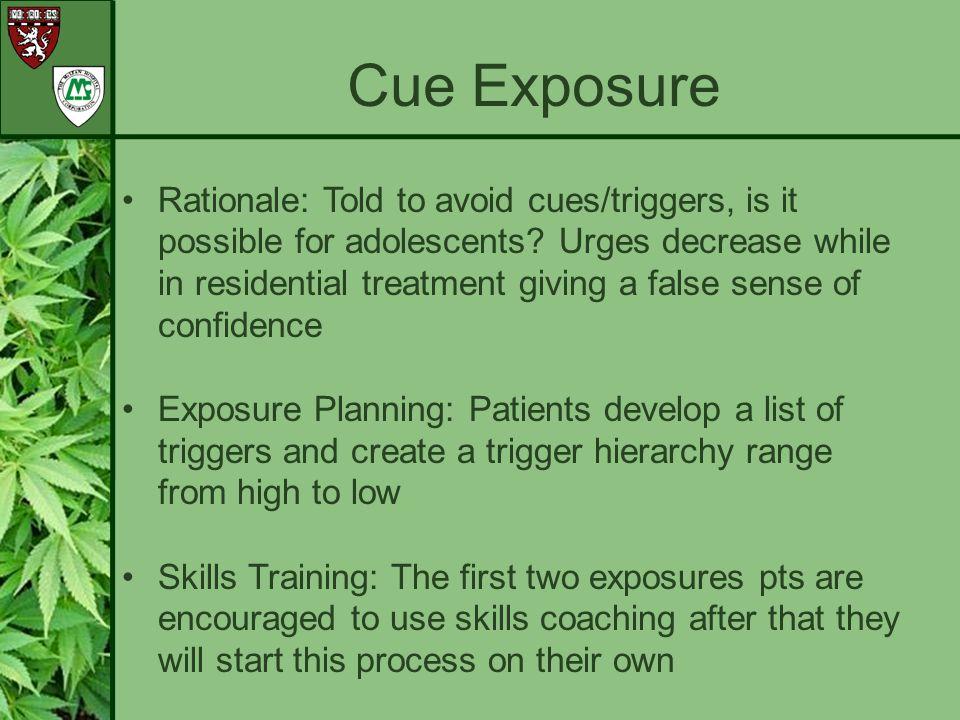 Cue Exposure