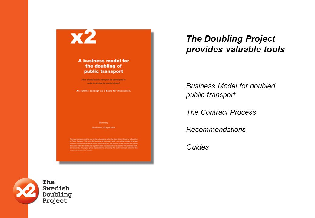 The Doubling Project provides valuable tools
