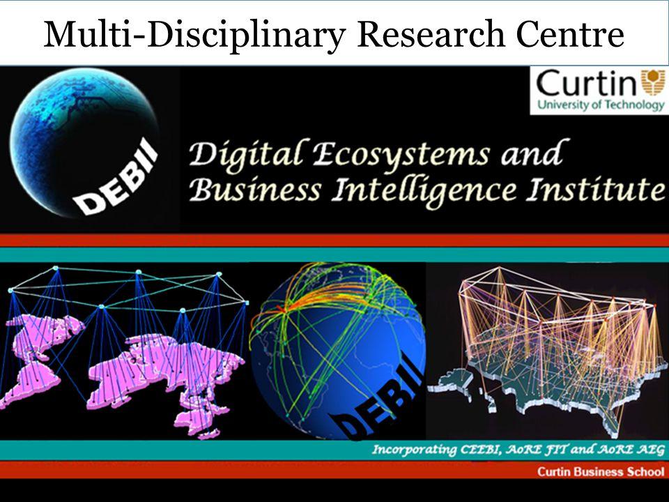 Multi-Disciplinary Research Centre