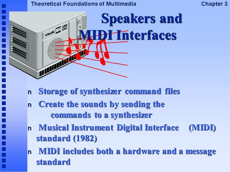 Speakers and MIDI Interfaces