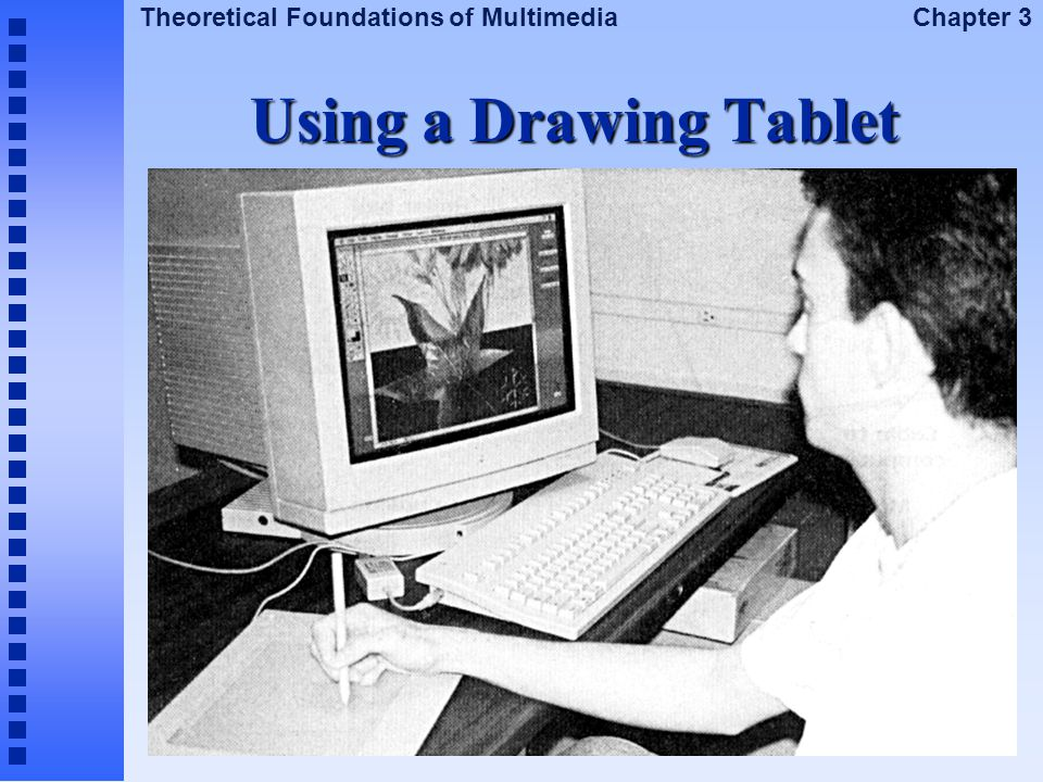 Using a Drawing Tablet