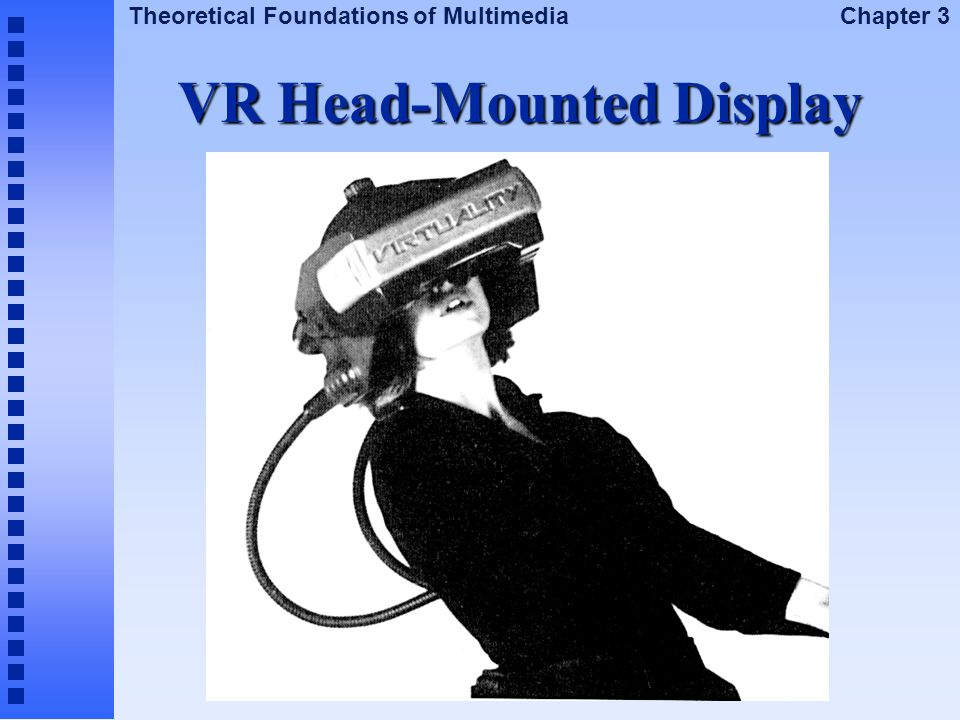 VR Head-Mounted Display