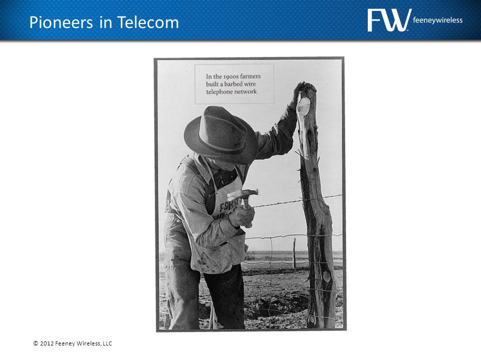 Pioneers in Telecom