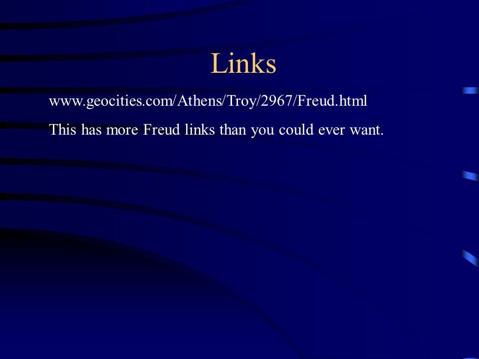 Links www.geocities.com/Athens/Troy/2967/Freud.html