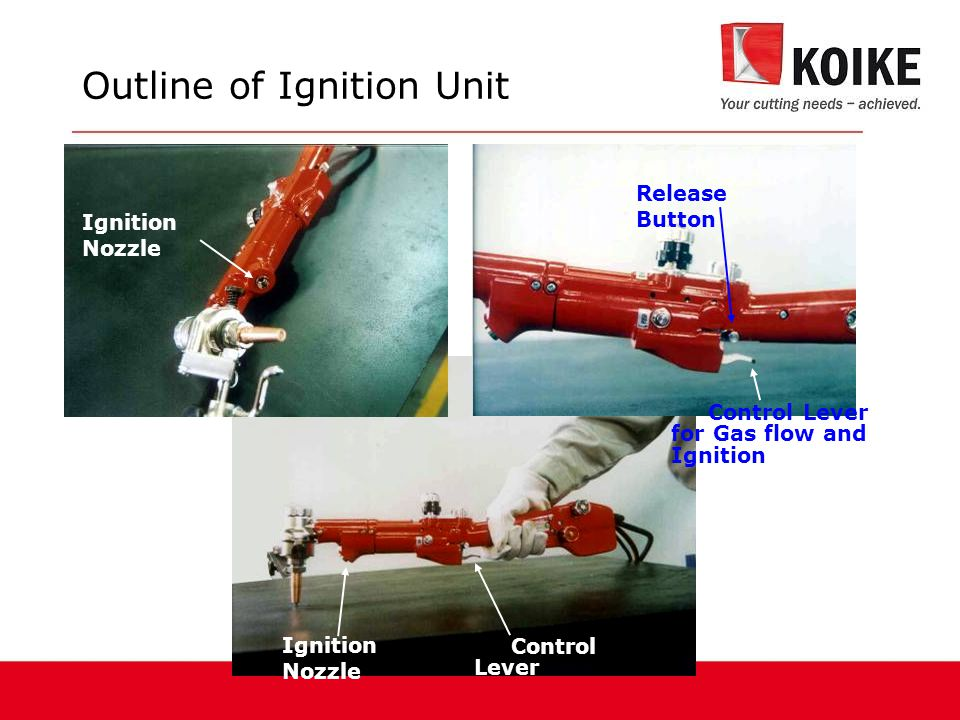Outline of Ignition Unit
