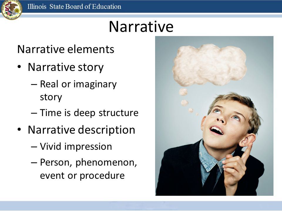 Narrative Narrative elements Narrative story Narrative description