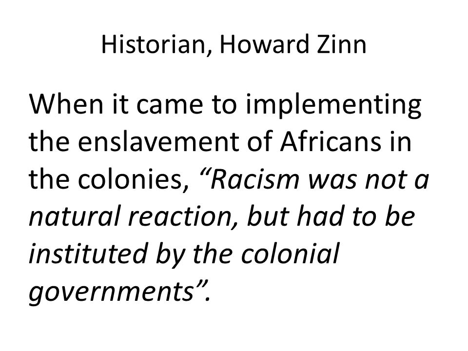 Historian, Howard Zinn