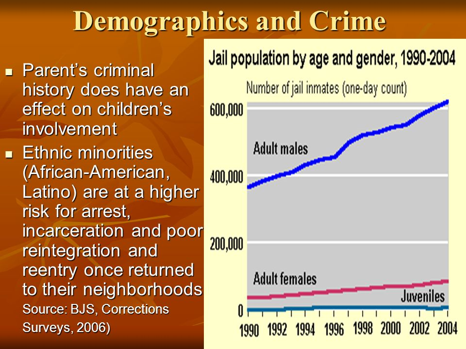 Demographics and Crime