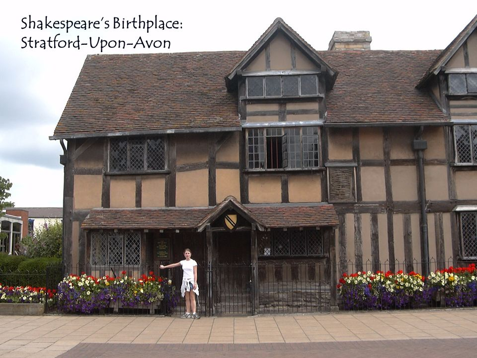 Shakespeare's Birthplace: Stratford-Upon-Avon