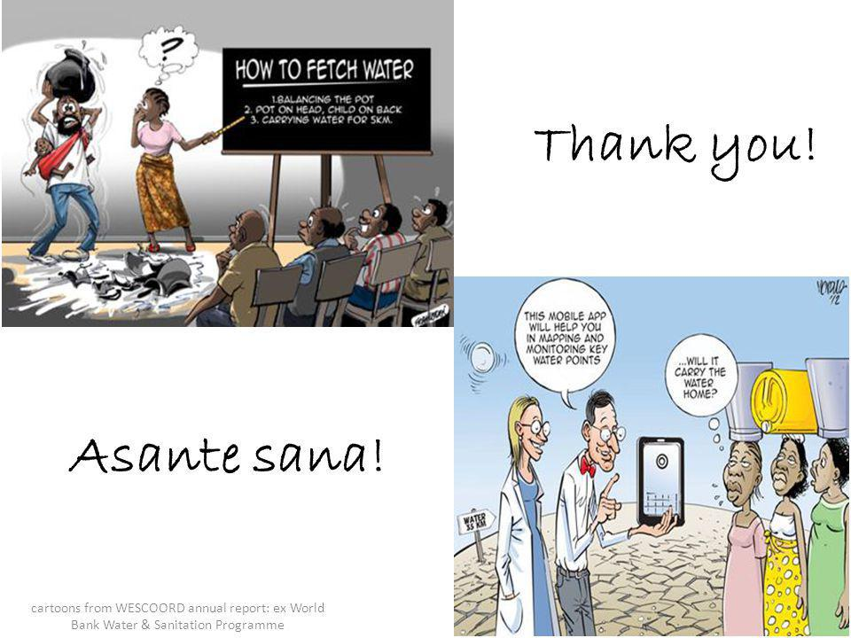 Thank you. Asante sana.