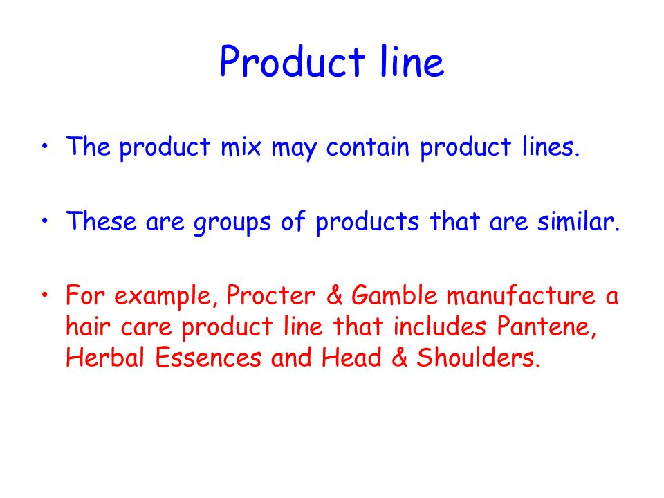 marketing mix strategy of head and shoulders Some of the popular brands that it manufactures include ariel, head and shoulder, bounty gillette, olay, pampers and oral-b marketing mix includes four ps of marketing ie product, price, place and promotion a broad within the period of six years this strategy resulted in higher brand loyalty and stronger brand image.