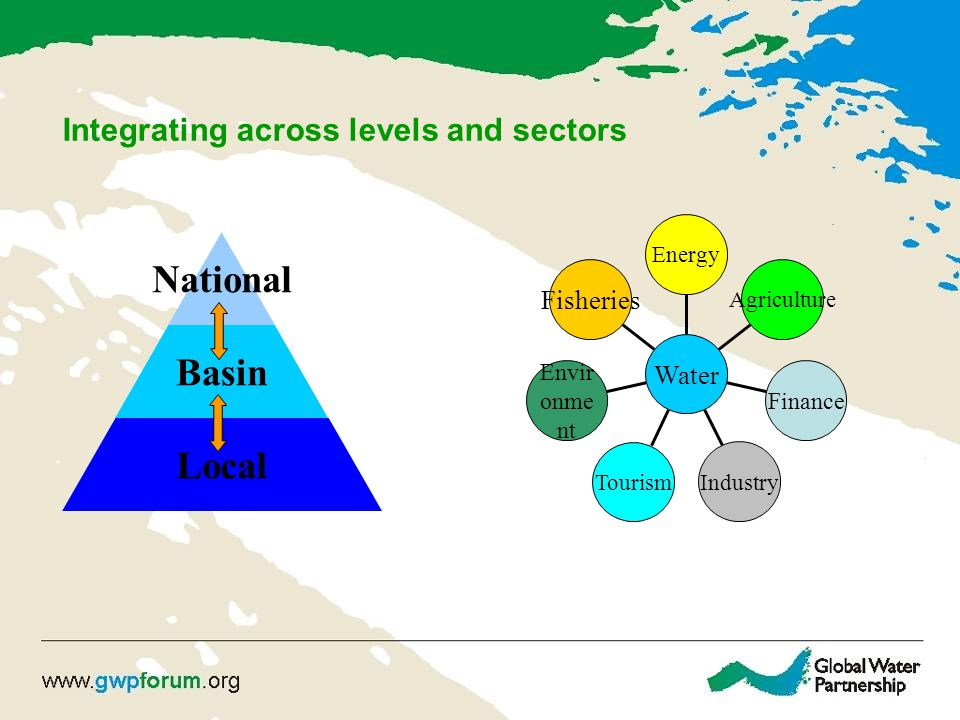 Integrating across levels and sectors