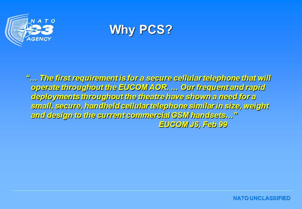Why PCS