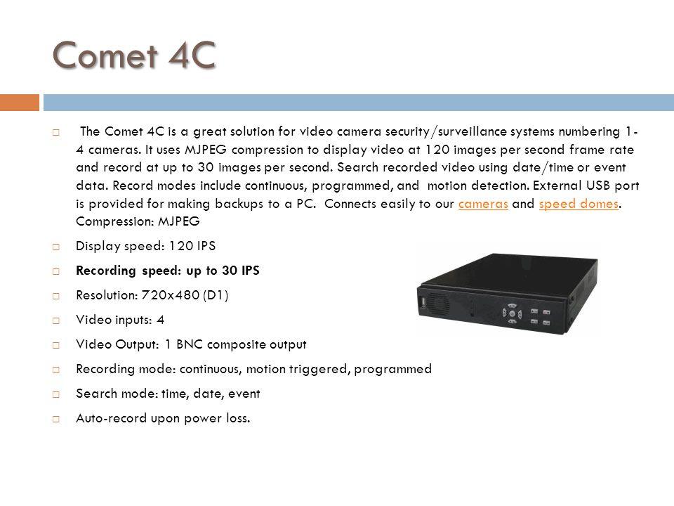 Comet 4C