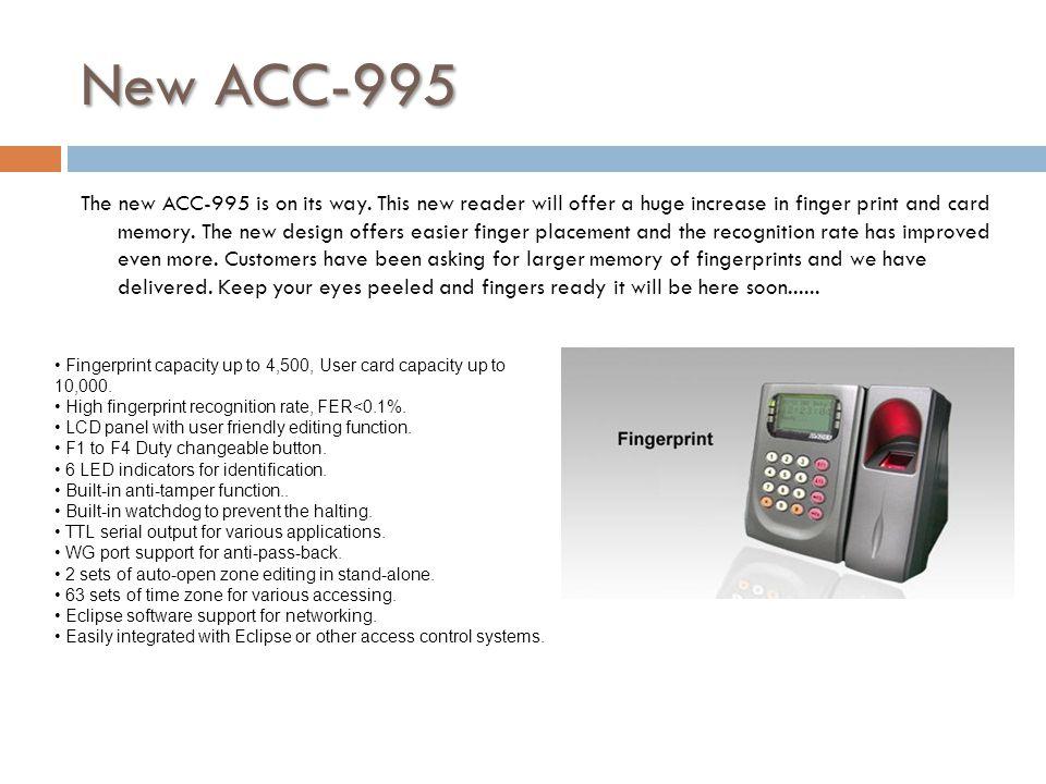 New ACC-995