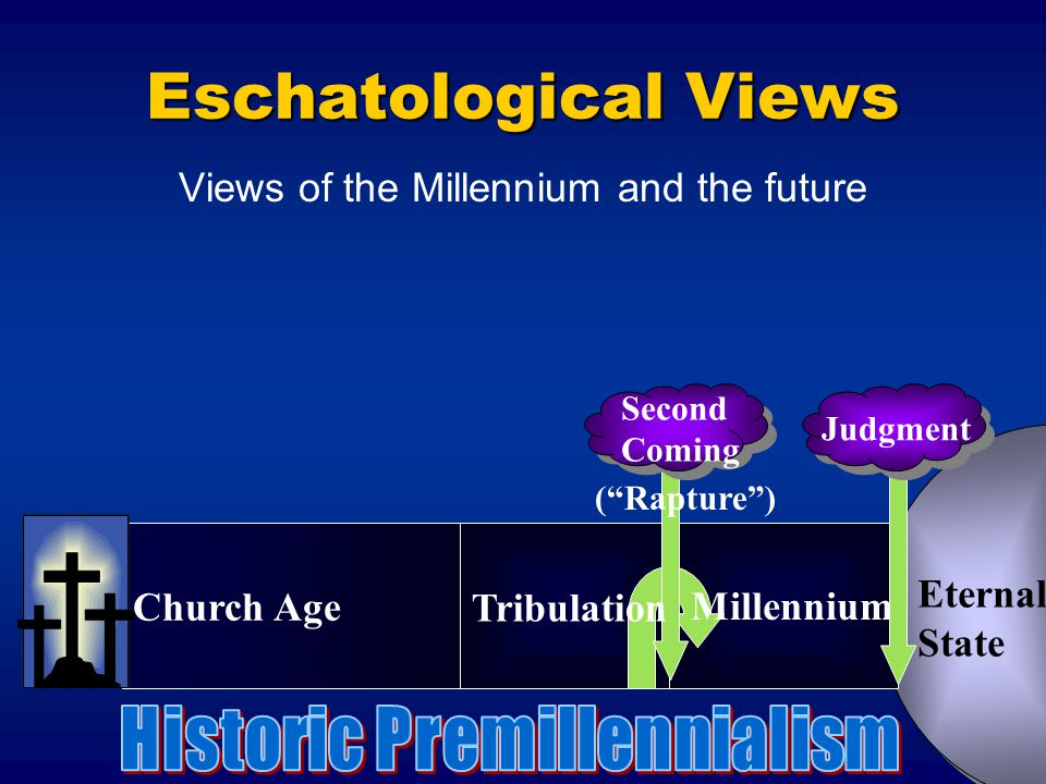 Views of the Millennium and the future