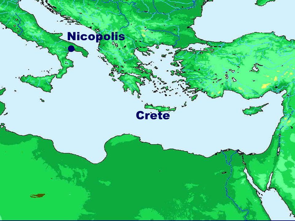 Nicopolis  Crete