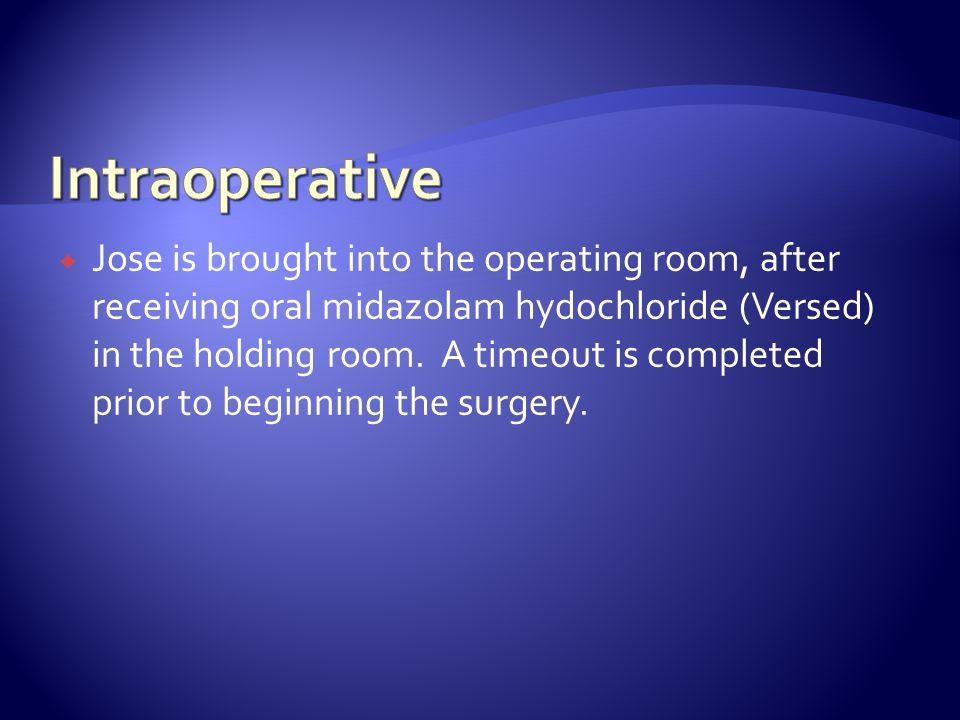 Intraoperative