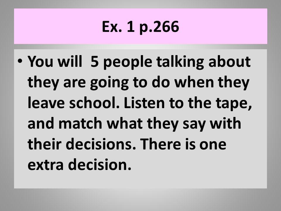 Ex. 1 p.266